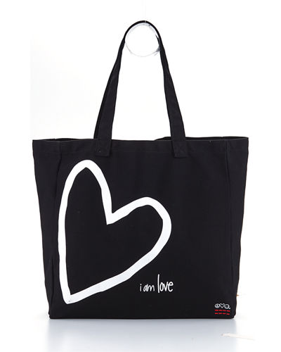 Heart Oversized Tote Bag