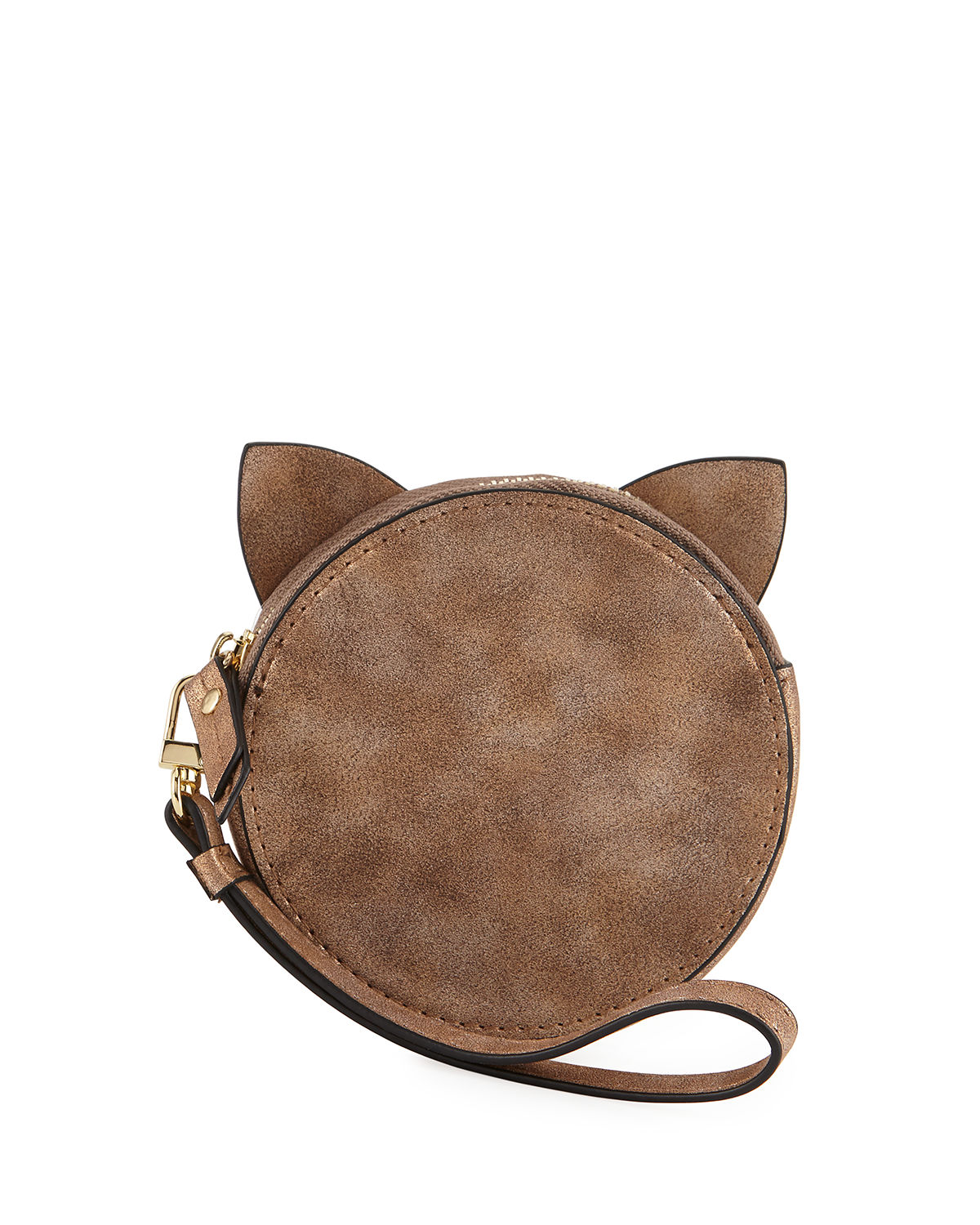 Cat Ears Round Coin Purse