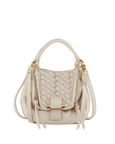 Kooba JONNIE MINI WOVEN CROSSBODY BAG