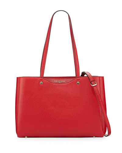 Dorine Leather Tote Bag