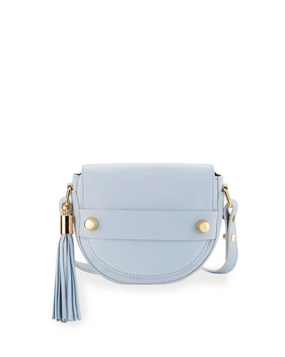 Astor Small Saddle Crossbody Bag