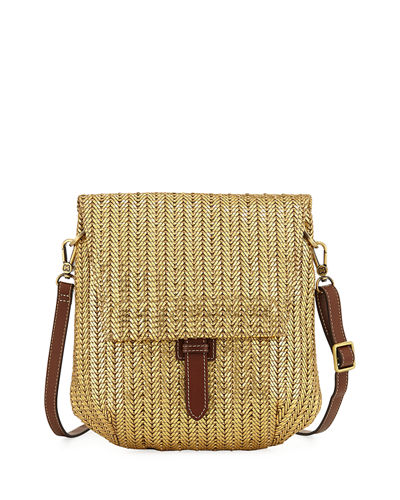 Jade Metallic Squishee® Shoulder Bag