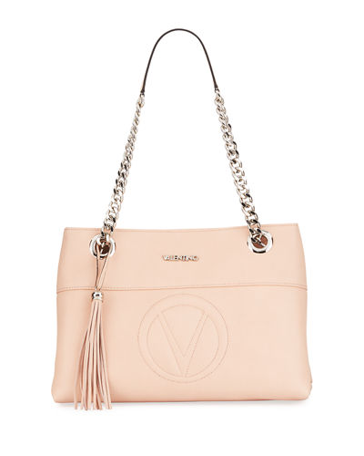 Karina Sauvage Leather Shoulder Bag