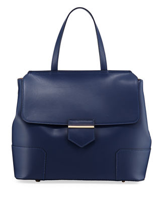 SAFFIANO TOP-HANDLE SATCHEL BAG