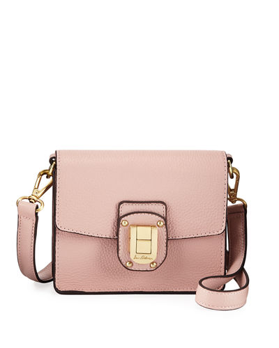 Hadlee Mini Leather Shoulder Bag