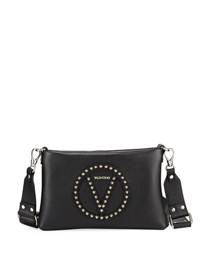 Vanille Rock Dollaro Stud Shoulder Bag