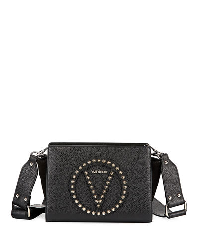 Kiki Rock Dollaro Crossbody Bag