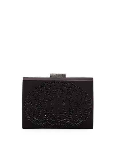 Alice Embellished Clutch Bag