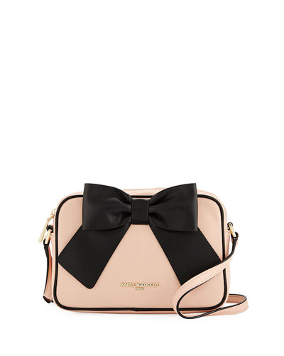 Kris Two-Tone Crossbody Bag