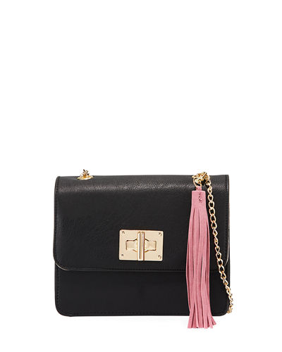 Palma Tassel Chain Clutch Bag