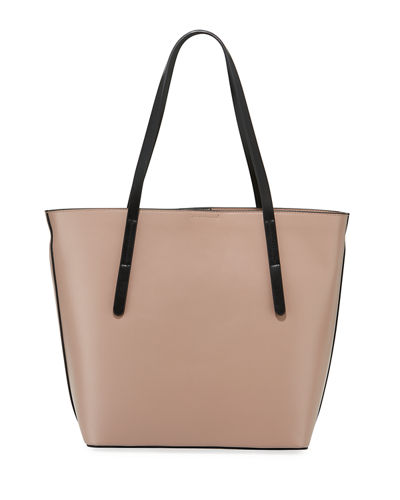 Sia Leather Tote Bag