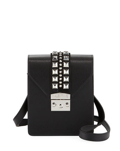 Bridgette Palmellato Leather Shoulder Bag