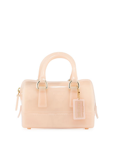 Candy PVC Mini Satchel Bag