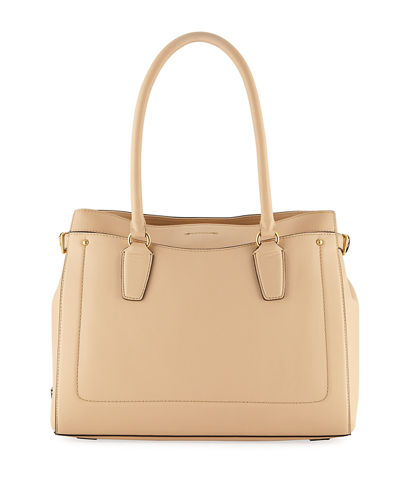 Cole Haan Esme Leather Work Tote Bag