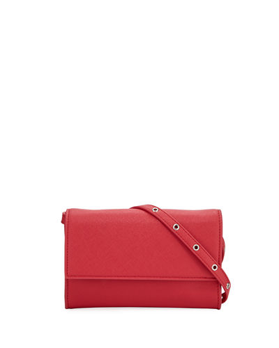 French Connection Moxie Saffiano Faux Crossbody Bag
