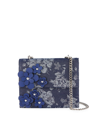 Christian Siriano Leslie Flap Crossbody Bag