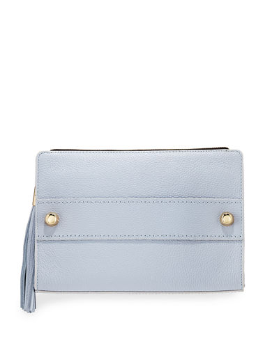 Astor Tassel Clutch Bag