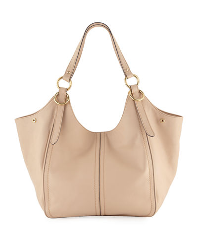 Julianne Leather Tote Bag