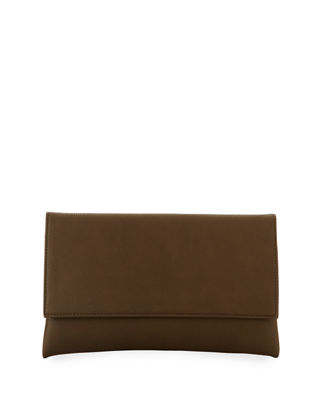 Chain Handle Convertible Clutch Bag by Neiman Marcus
