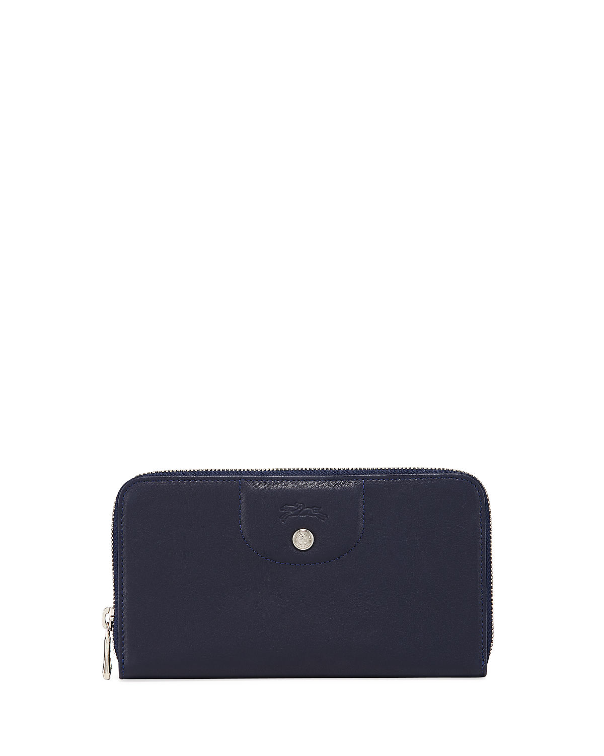 Le Pliage Cuir Etoiles Long Leather Zip-Around Wallet