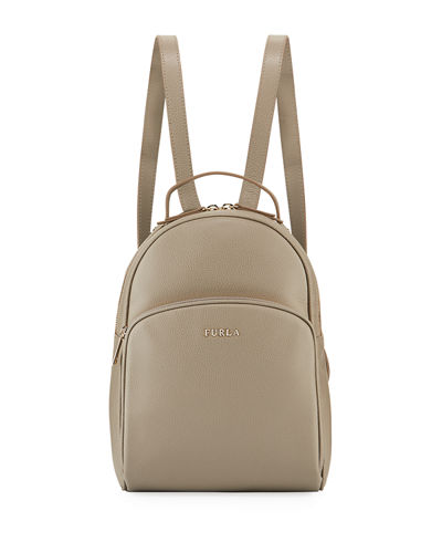Frida Medium Vitello Leather Backpack