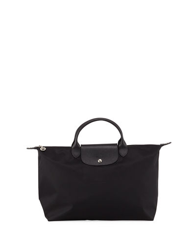Le Pliage Neo Large Nylon  Tote Bag