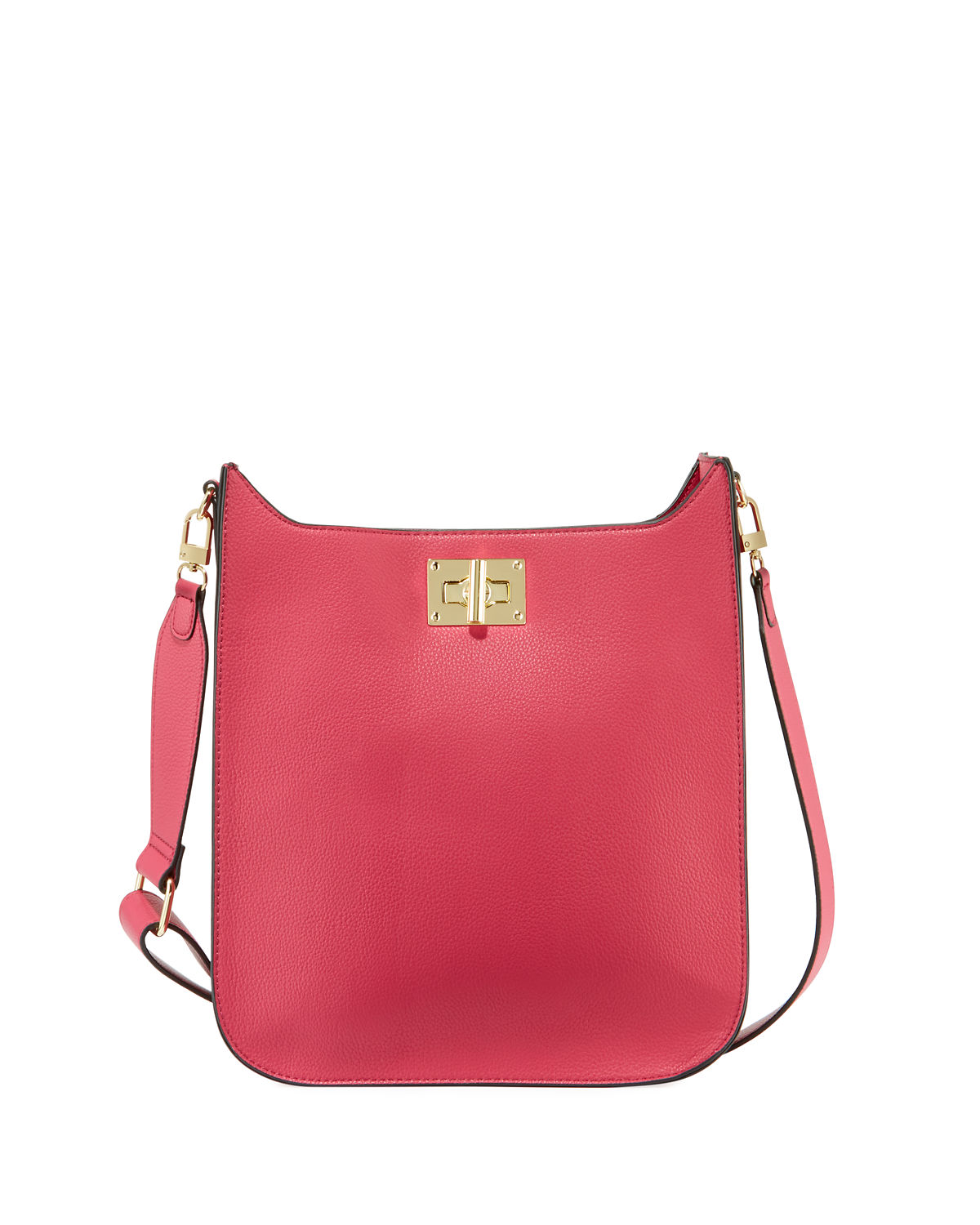 Elllie Faux-Leather Crossbody Bag