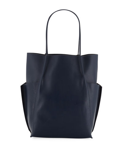 Dermot Leather Tote Bag