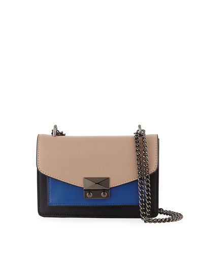 9a8b7dbd6bc0 KC Jagger Becca Colorblock Mini Crossbody Bag