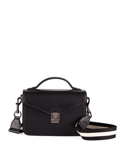 Layla Flap-Top Shoulder Bag