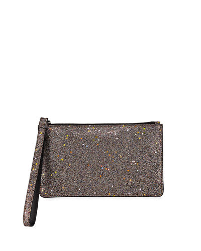 Slim Glitter Coin Purse