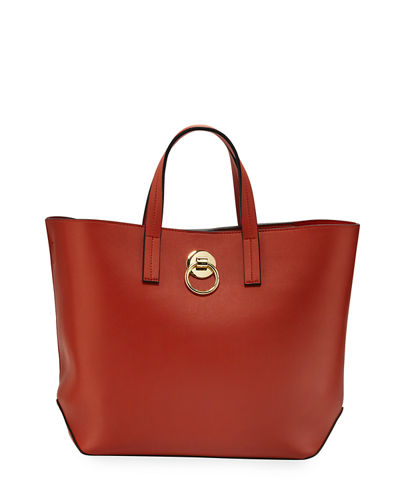 Moira Faux-Leather Satchel Bag