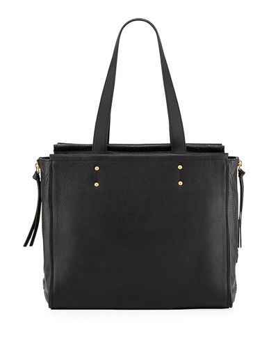 a86d4ffa0d Cole Haan Harlow Leather Tote Bag