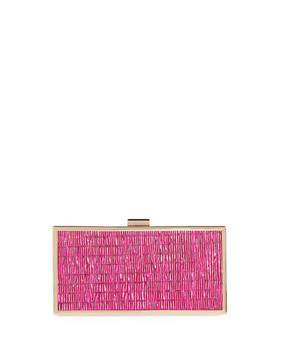 Candice Minaudiere Clutch Bag