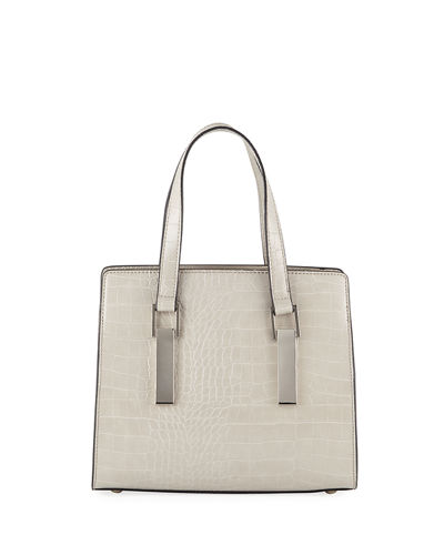 Shannon Small Top-Handle Tote Bag