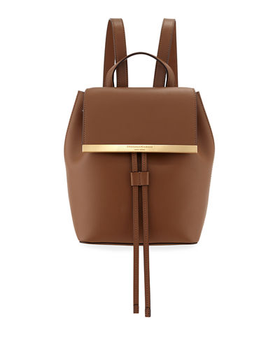 Mally Smooth Leather Backpack
