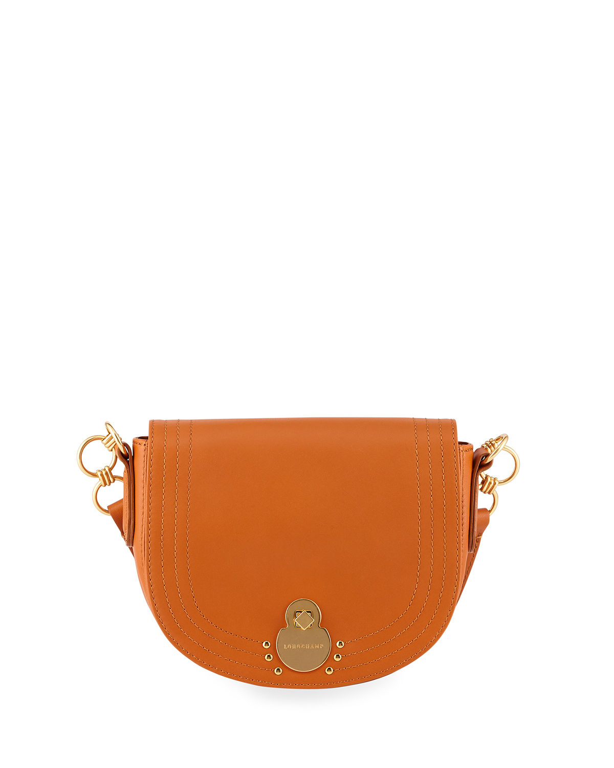 Alezane Leather Crossbody Bag