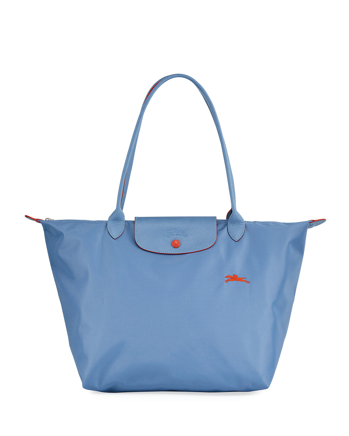 Le Pliage Club Large Nylon Shoulder Tote Bag