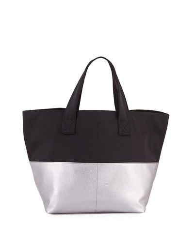 f01d399142cbbb Leather   Colorblock Tote Bags at Neiman Marcus Last Call
