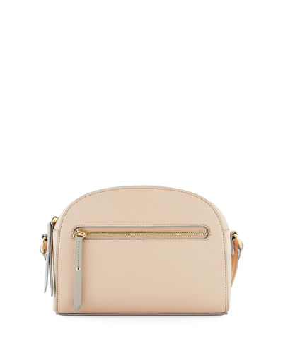 Amy Faux-Leather Crossbody Bag