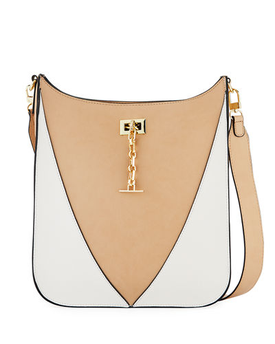 Baylee Two-Tone Crossbody Bag