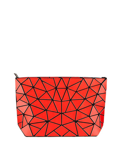 Geometric Tiled Large Clutch Bag