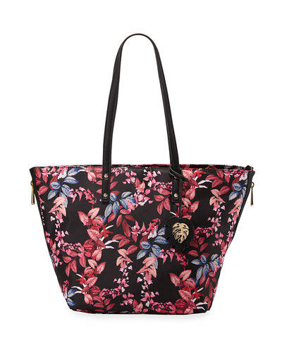 Siesta Key Large Nylon Tote Bag