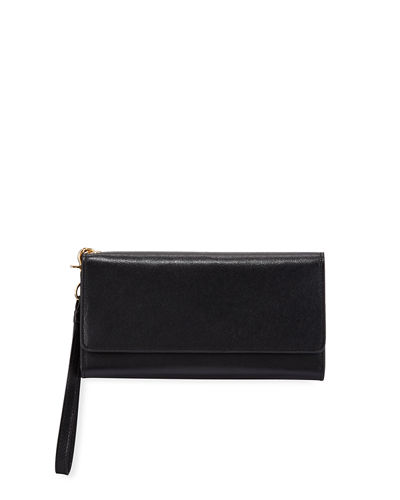 Saffiano Day Out Clutch Bag