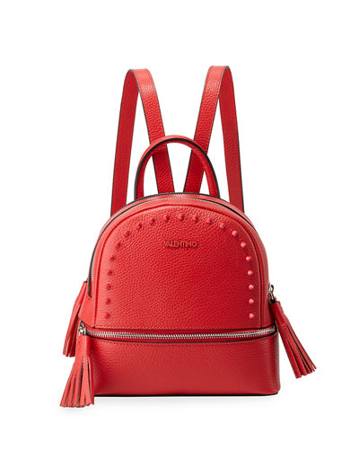 Xavier Preciosa Leather Backpack