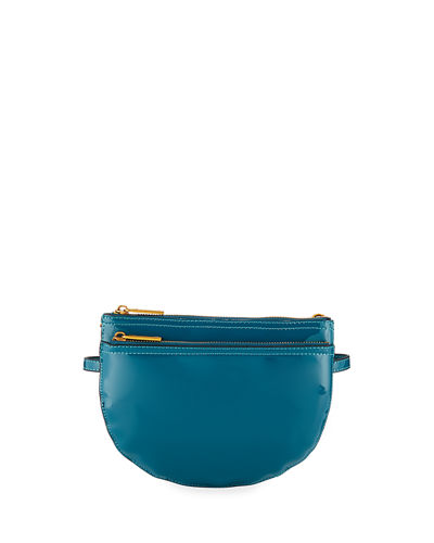 Patent Convertible Small Belt Bag