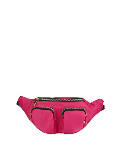 Shay Zip-Pocket Belt Bag/Fanny Pack