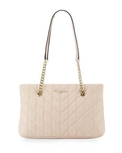 Karolina Quilted Tote Bag