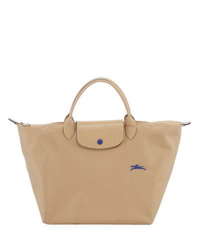 Le Pliage Club Top-Handle Tote Bag