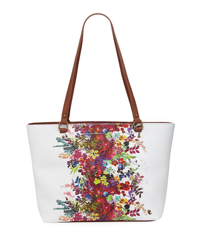Aria Shopper Medium Tote Bag